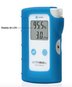 Analisador de Oxigenio Maxtec UltraMaxO2 Display