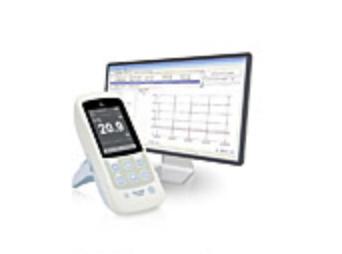Analisador de Oxigenio Maxtec MySign conexão pc